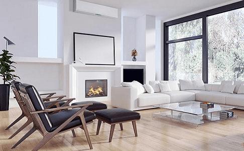 Klimatyzowany salon